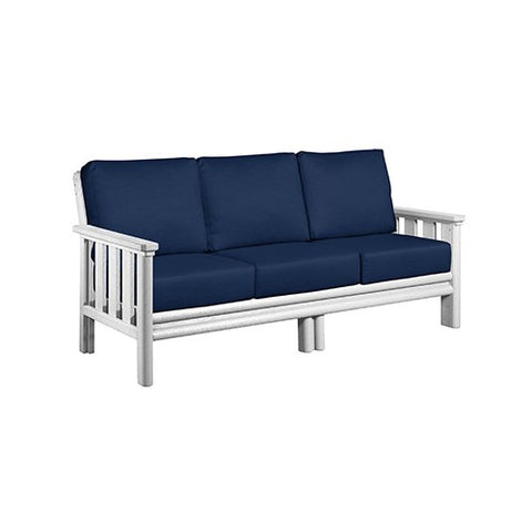 CR PLASTICS DSF143 SOFA AND CUSHIONS - STANDARD