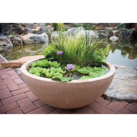 Desert Granite Patio Pond 32""