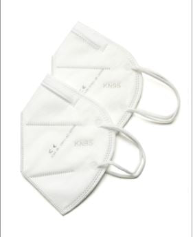 KN95 Face Mask - 2pc packaged