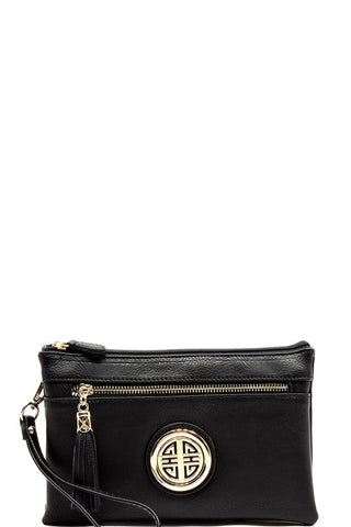 Clutch Cross Body Bag