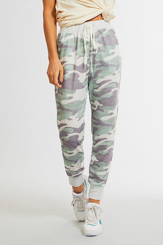 Grey Camo lounge pants