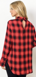 Buffalo Plaid Top