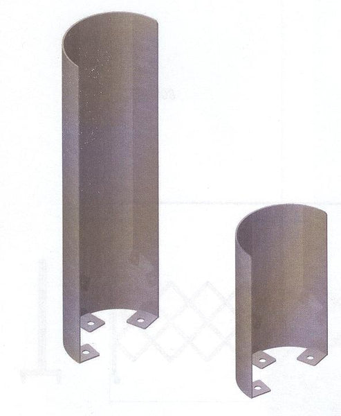 Stainless Steel Corner Guard, 12""