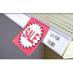 Adhesive Tag Molding- White 12ft
