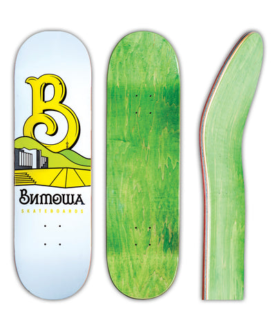 Дъска - Vitosha Skateboards