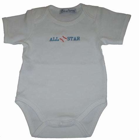 All Star Onesie