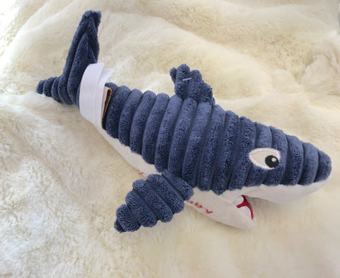 MC-Shark tooth fairy pillow