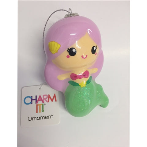 Charm it Mermaid Ornament