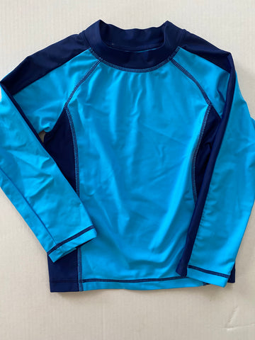 Blue/Navy Rashguard