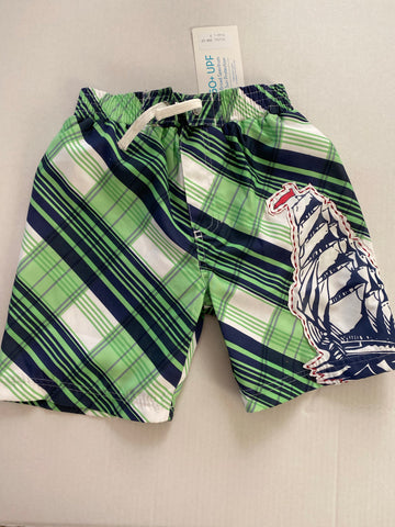 Pirate Ship Swim trunks