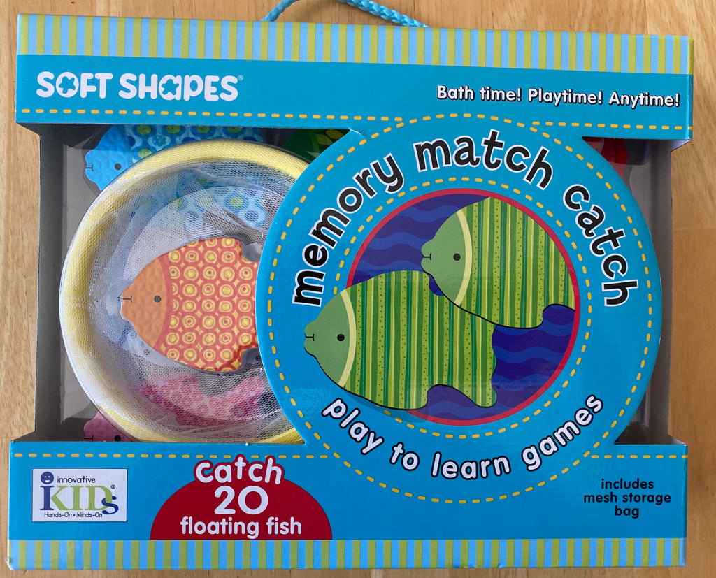 memory match game, bath toy, baby gift