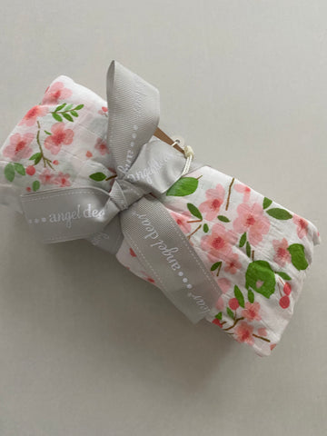 Cherry Blossom swaddle