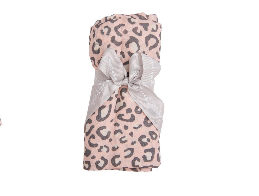 leopard swaddle, swaddle blanket, pink leopard swaddle, angel dear swaddle, best baby gift, baby blanket, baby swaddle, newborn swaddle blanket, newborn gift