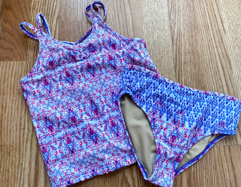 Summer breeze Tankini for girls