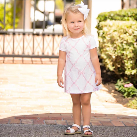 TBBC Polly Play Dress Belle Meade Bow