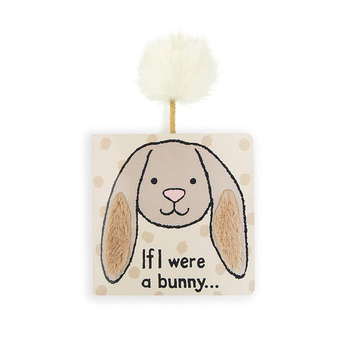 If I were a Bunny Board Book by Jellycat