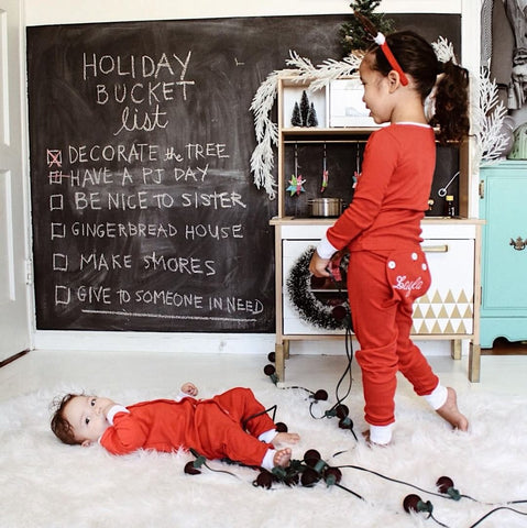 2pc Christmas Pajamas