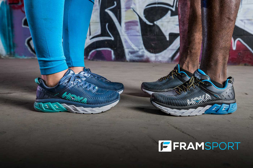Hoka Arahi 2 Framsport.no