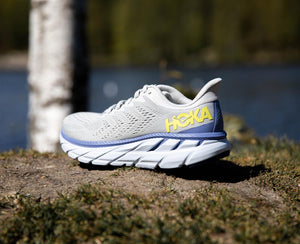 Hoka W CLIFTON 7 Lunar Rock / Nimbus Cloud