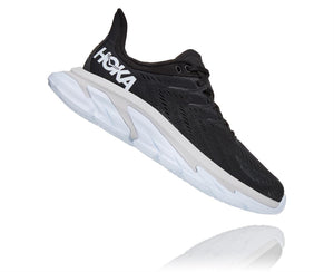 Hoka W CLIFTON EDGE Black / White