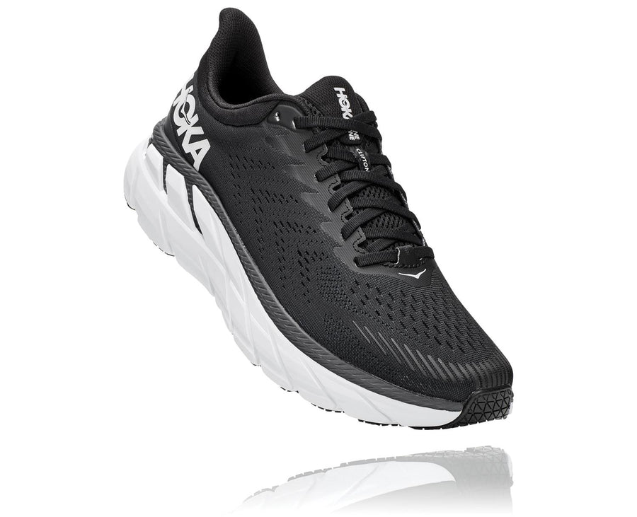 Hoka M CLIFTON 7 Black / White