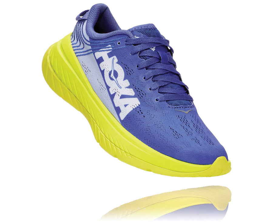 Hoka W CARBON X Amparo Blue / Evening Primrose