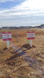 Lot Signs
