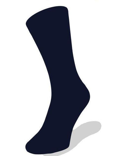 JettProof Sensory Socks | Child-2-4 (1-2 Years)-Navy-JettProof.com.au