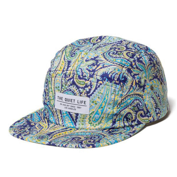 the Quiet Life Pastel Paisley 5 Panel