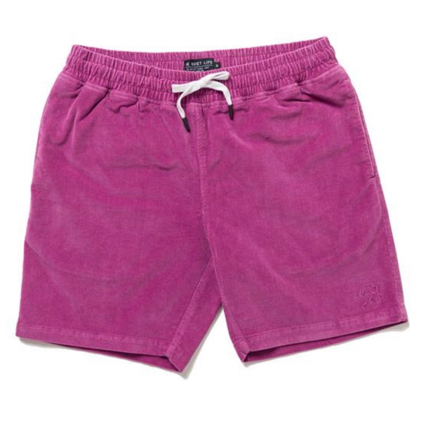 the Quiet Life Cord Beach Short