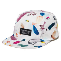 the Quiet Life Hoeckel 5 Panel Hat