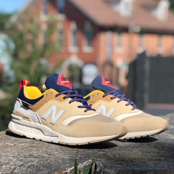 New Balance 997H - Beige/Navy
