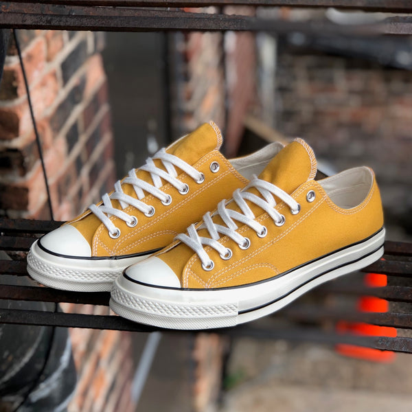 Converse Chuck 70 Low - Sunflower/Black