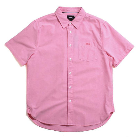 Stussy Classic Oxford S/S Button Down