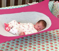 Amazing Baby Hammock Makes Your Newborn Feel Safe and Comfortable