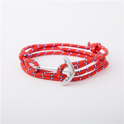 Nothing Says Friendship Like This Beautiful And Popular Anchor Bracelet For Men Or Women. Allow 3-4 Weeks For Delivery.