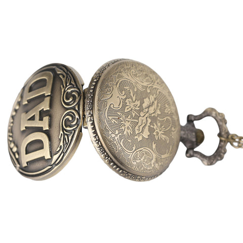 Gorgeous Antique Father's Day Pocket Watch Just For Dad!