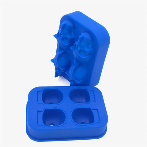 Have a Killer Party with Our Skull Shaped Ice Cubes