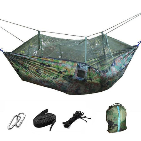 The Ultimate Camping Or Backpacking Hammock