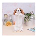 White Puppy Dog Pencil Case - Stationery - Selling Social