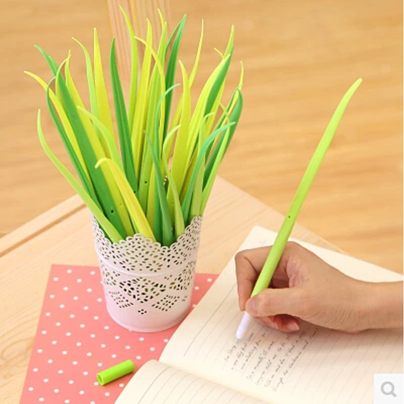 Grass Gel Pen Set - Stationery - Selling Social