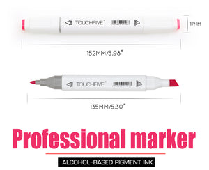 Dual Tip Sketch Markers - Stationery - Selling Social