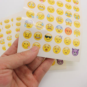 Emoji Stickers - Stationery - Selling Social