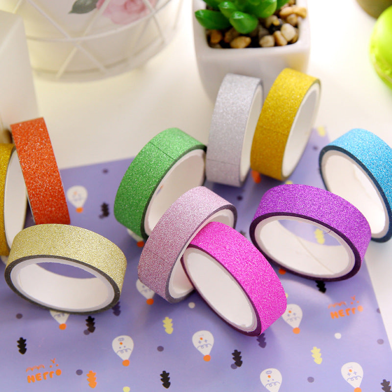 Glitter Washi Tape - Stationery - Selling Social