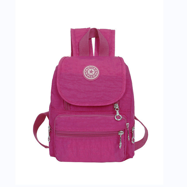 Red Mini Travel Rucksack - Stationery - Selling Social