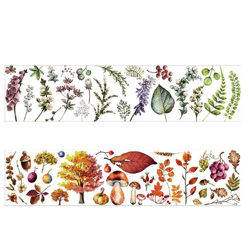 Two Sides of Nature Washi Tape - Stationery - Selling Social