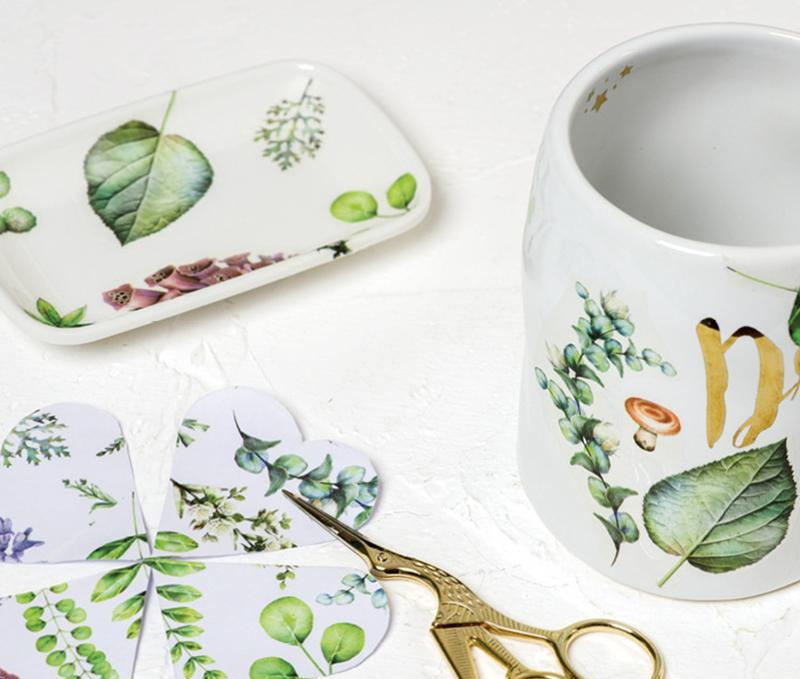 Two Sides of Nature Washi Tape - Cool - Stationery - Selling Social