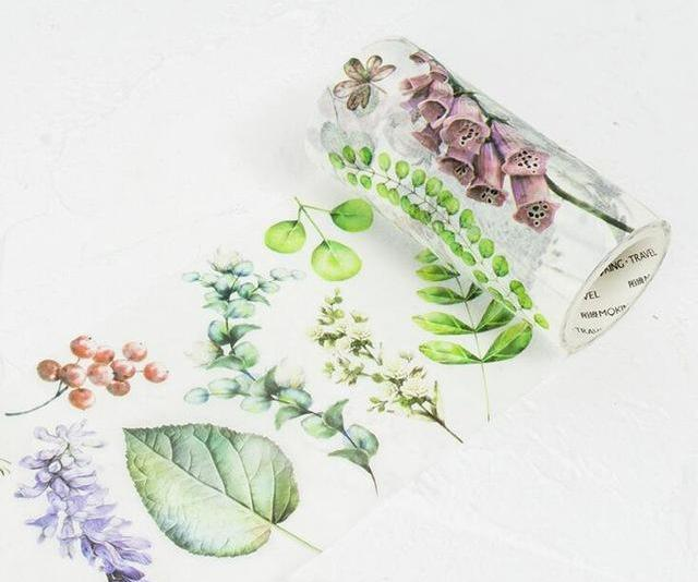 Two Sides of Nature Washi Tape - Cool- Stationery - Selling Social