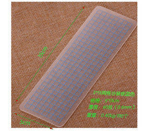 Translucent Portable Washi Sample Board -Blue - Stationery - Selling Social