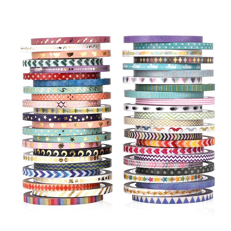skinny washi tapes - Stationery - Selling Social
